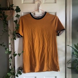 Orange/Yellow Forever 21 Shirt